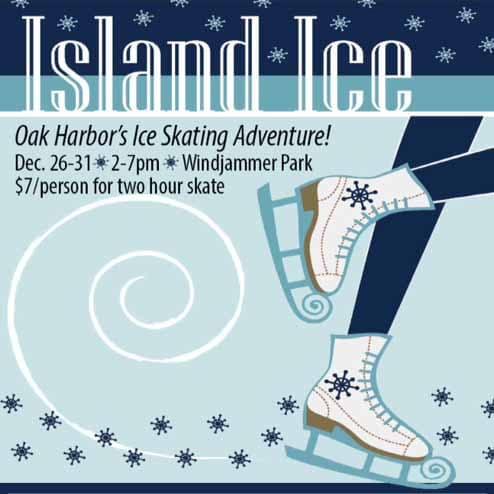 Island Ice – Oak Harbor Ice Skating